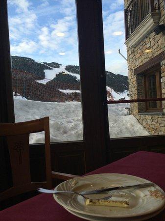 Hotel Parador Canaro : Vistas desde el comedor