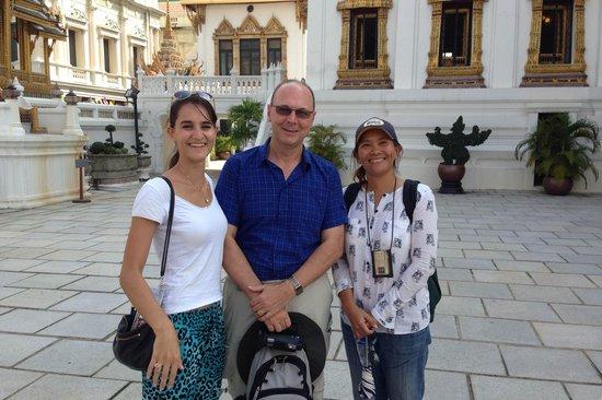 Private Thai Tours with 'AJ' - Picture of Thai Private Tour