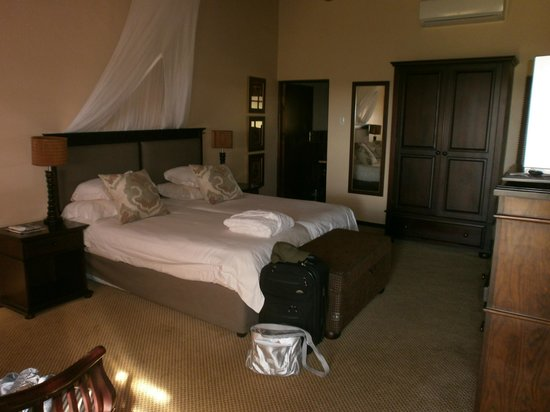 Garden Route Game Lodge : Lodge room no 12