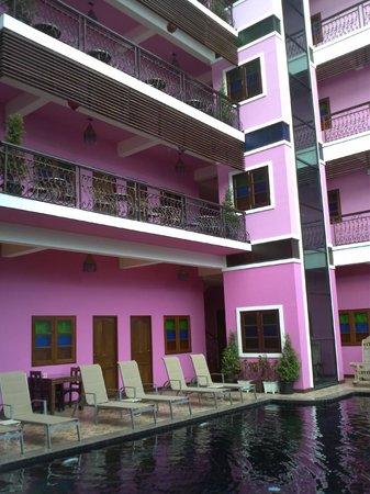 Changpuak Boutique House: Exterior hotel