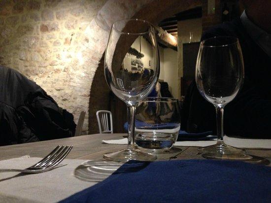 Umbria DOC - Taverna Dei Sapori : Interno Umbria Doc