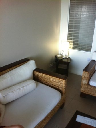 Blue Horizon Resort Apartments: Lounge