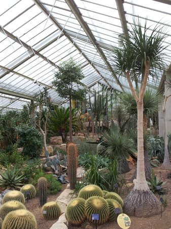 Royal Botanic Gardens Kew: Glasshouse