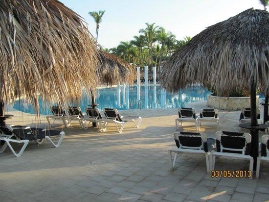 Grand Palladium Punta Cana Resort & Spa: Uma das vária piscinas