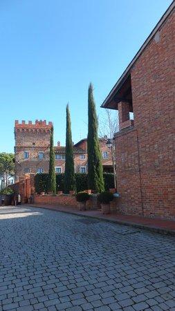 Borgo Tre Rose : Interno borgo