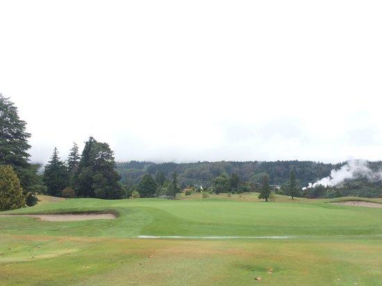 Rotorua Golf Club - Arikikapakapa Course: Course photo