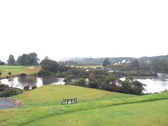 Rotorua Golf Club - Arikikapakapa Course: Course photo