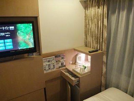 Nishitetsu Resort Inn Naha: TV
