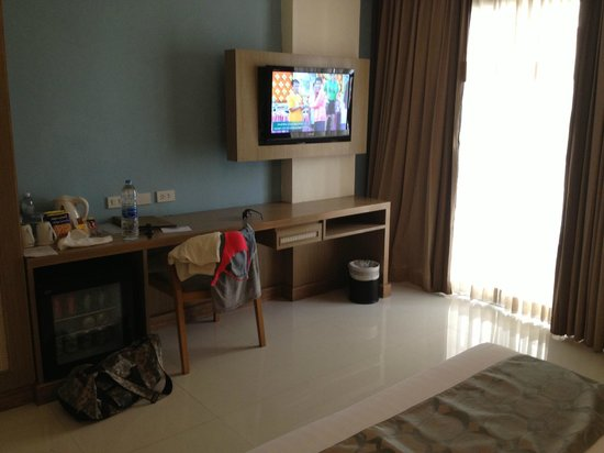 The ASHLEE Plaza Patong Hotel & Spa : Superior Room
