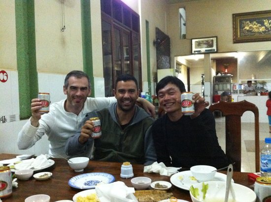 Da Lat, Vietnam: Happy New Year, Happy New Beer with Mr Bin!