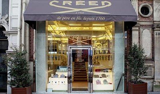 Creed Avenue Pierre 1er de Serbie