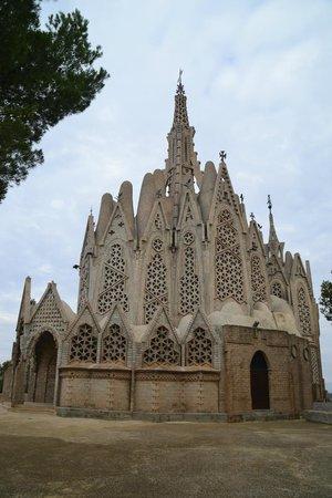 Montferri, Spain: Exterior de la ermita