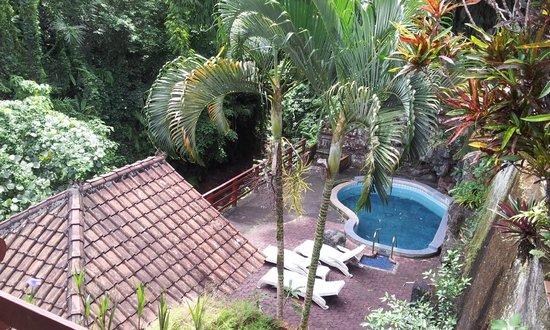 Siti Bungalows: Pool area