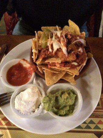 Cisco's Funky Bar & Restaurant: Начос