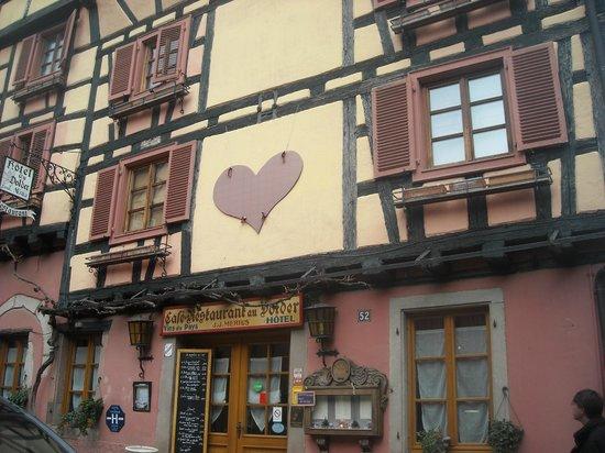 Hotel Restaurant Au Dolder