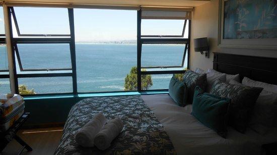 Oceana Palms Luxury Guesthouse: ocean view room