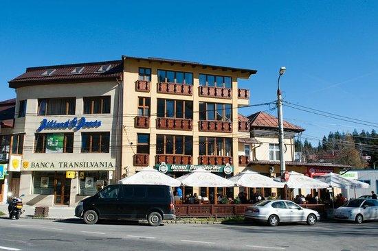 Restaurant Hanul Domnitorilor: Restaurant Hanul Domnitorilor Predeal