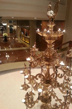 Sheraton New Delhi: grand deepa