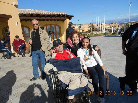 TUI Family Life Janna e sole : A BORDO PISCINA