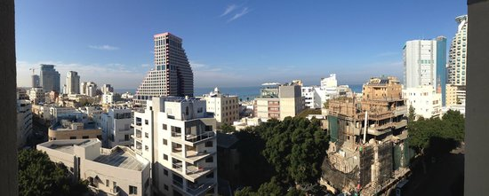 Mercure Tel-Aviv City Center: view
