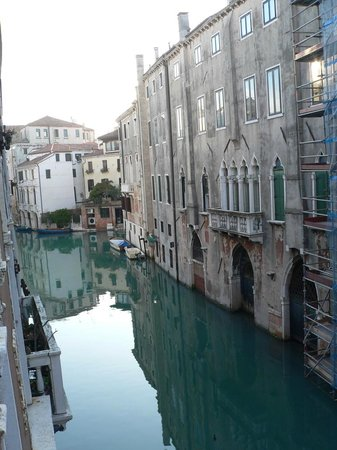 vista dal balcone Casa Pisani Canal