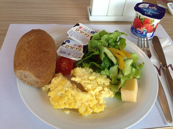 Mercure Tel-Aviv City Center: Breakfast
