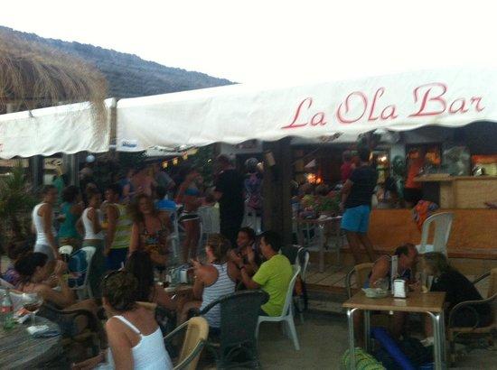 La Ola Restaurant & Lounge Bar: La Ola