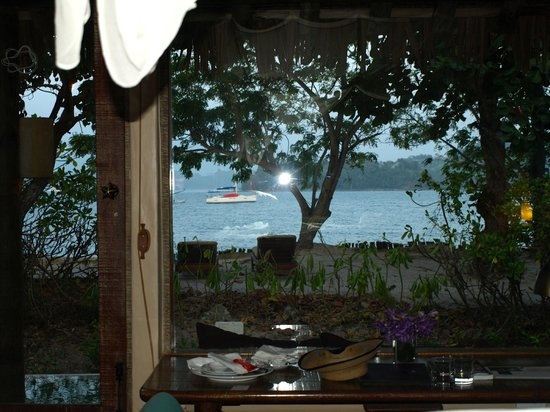 The Naka Island, A Luxury Collection Resort & Spa Phuket: Dawn view from bed