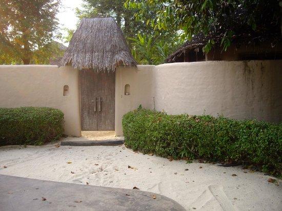 The Naka Island, A Luxury Collection Resort & Spa Phuket: Villa entrance