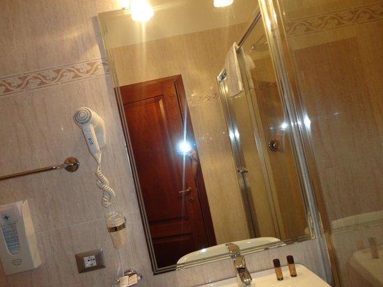 Hotel Delle Tele : bagno