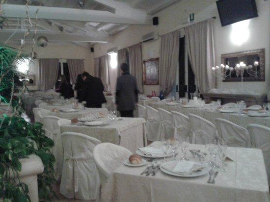 Eureka Palace Hotel Spa Resort: Sala del cenone