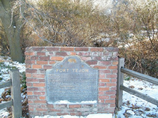 Lebec, Californië: Fort Tejon