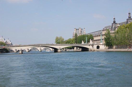 Boottocht Langs De Seine Picture Of River Seine Paris Tripadvisor