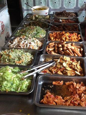 The Original Taste of Hoi An : Vegetarian options