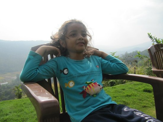 The Wind Munnar : From Open ground besides hotel