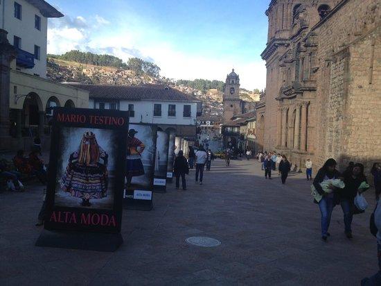 Casa Andina Classic Cusco Plaza: Cuzco Historical centre