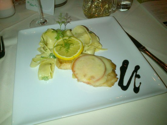 Hotel Tauernhof: Delightful Tauernhof Food