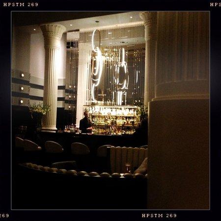 Hotel Bristol, a Luxury Collection Hotel, Warsaw: Column bar