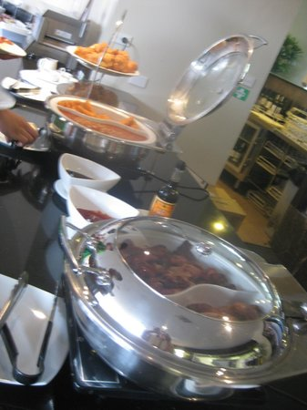 Ibis Styles Canberra Narrabundah: Buffet Brekki..it is very nice..