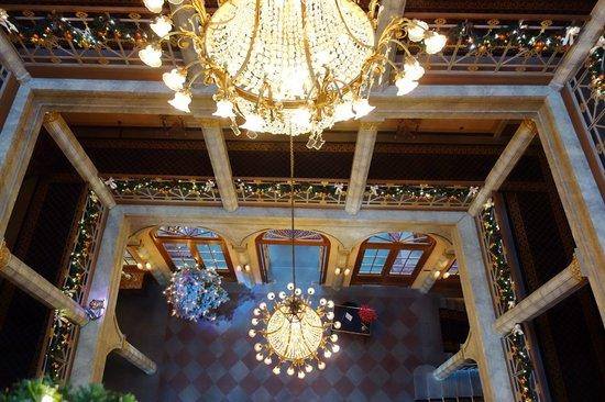 Grand Hotel Les Trois Rois: Les Trois Rois