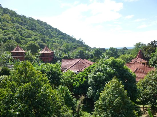 Spring Valley Resort: Nice view from the room