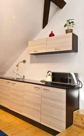 Residence Porta Aurea : attic studio 5