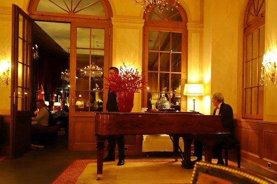 Grand Hotel Les Trois Rois : Les Trois Rois