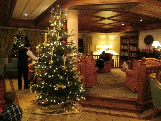 Hotel SPA & Gourmet Resort Engel: espace sejour
