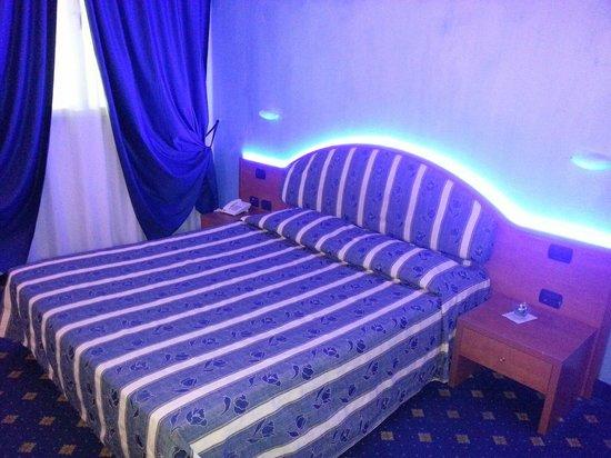 Motel Cuore: Camera blu.