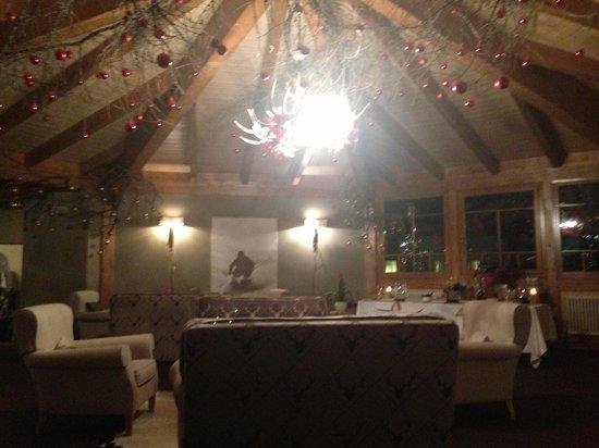 Family Hotel Gran Baita: Sala ottagonale
