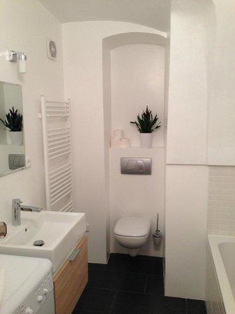 Residence Porta Aurea : ground floor garden apartment No 1