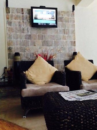 Hacienda Paradise Boutique Hotel by Xperience Hotels: Descansando...