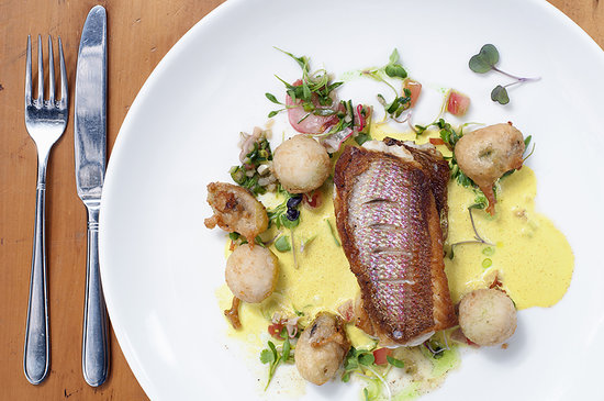 Cuvée Restaurant at Simonsig: Delicious Cuisine