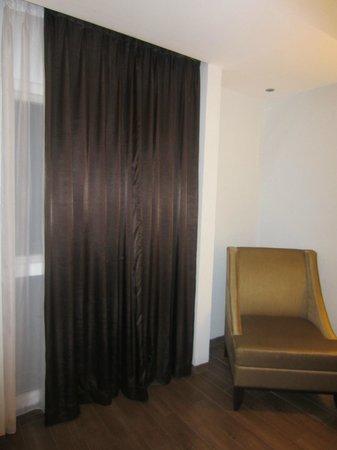 Hotel Santika Mataram: nice place to sit